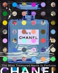 Nelson de la Nuez: Chanel #5 Black (118/125)