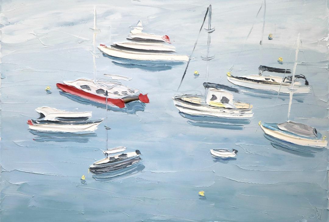 Sally West: Berry's Bay (20.11.18)