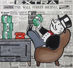 Nelson de la Nuez: The Banker