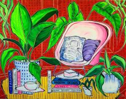 Jonjo Elliott: Portrait of Modern Living
