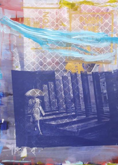 Marco Pittori: Urban Rain 1