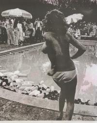 Marco Pittori: Swimming Pool Black and White