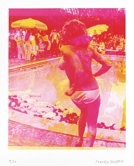 Marco Pittori: Swimming Pool Pink AP (9/20)