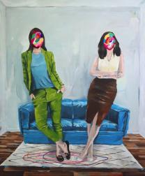 Iqi Qoror: Two Figure Standup