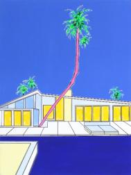 Jonjo Elliott: Pink Palm