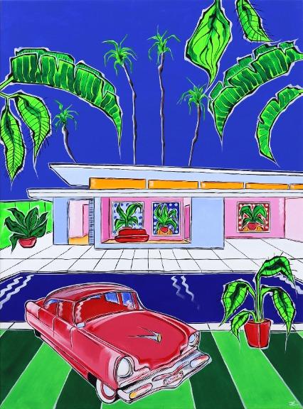 Jonjo Elliott: Endless Summer