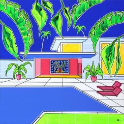Jonjo Elliott: Pool House