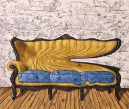 Carlos Gamez de Francisco: Melting Furniture I