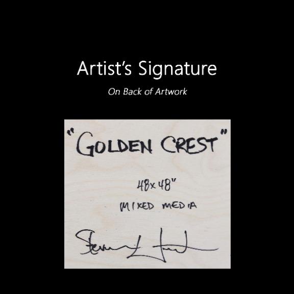 Steven Nederveen: Golden Crest