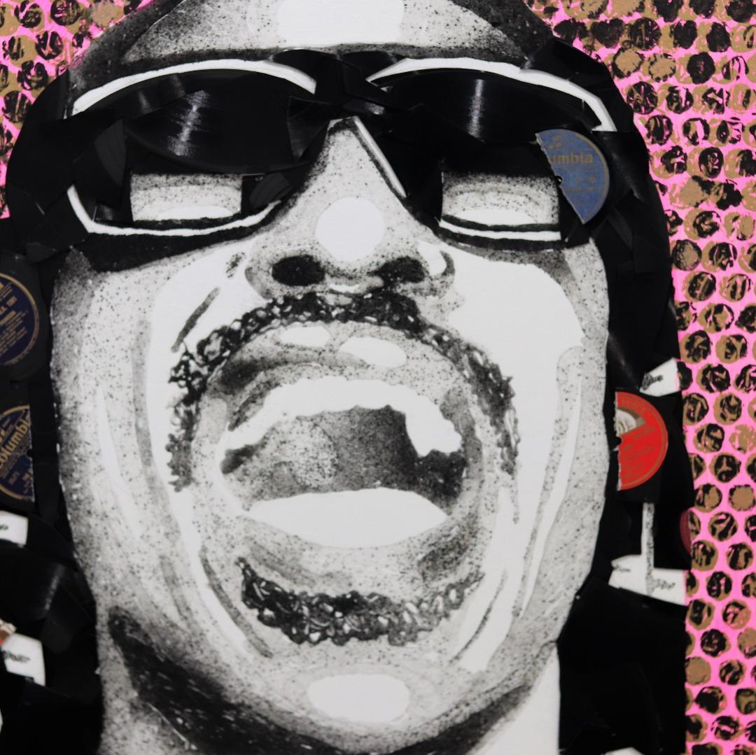 Ben Riley: Stevie Wonder