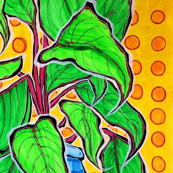 Jonjo Elliott: The Seeds of Love