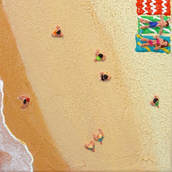 Elizabeth Langreiter: Carefree Days