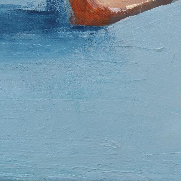 Peter Colbert: Blue Stride