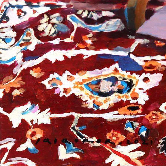 Iqi Qoror: Drowned Chairs