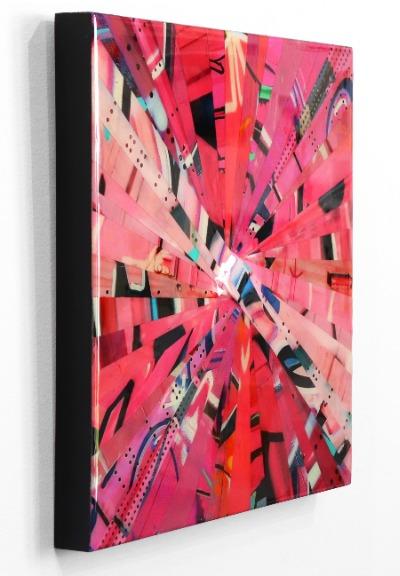Nicola Katsikis: Warp Speed Pink