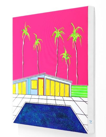 Jonjo Elliott: Desert Sky
