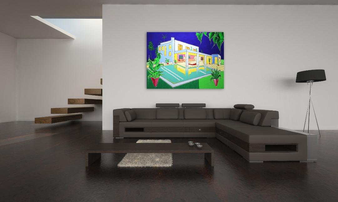 Jonjo Elliott: The Collector's Lounge