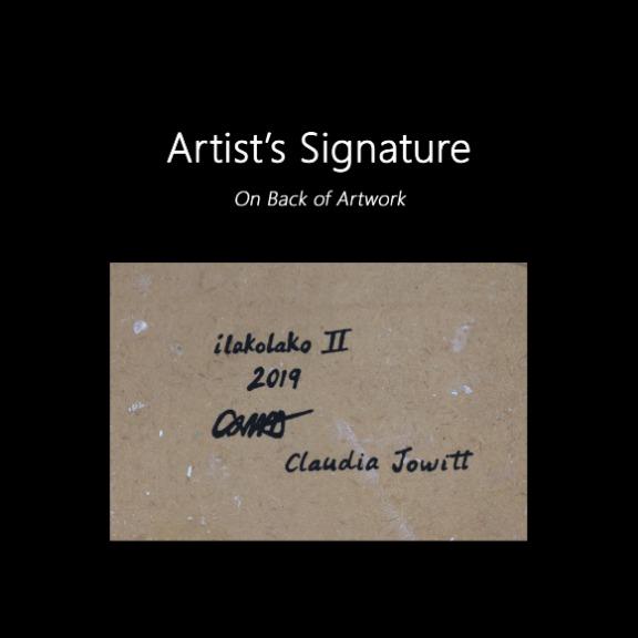 Claudia Jowitt: Ilakolako II