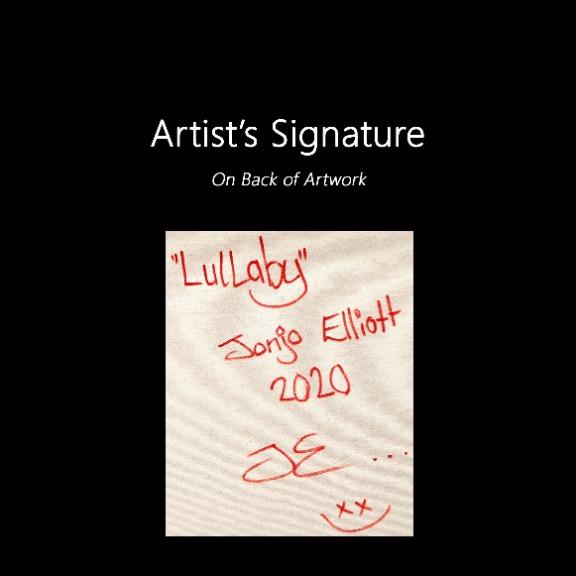 Jonjo Elliott: Lullaby