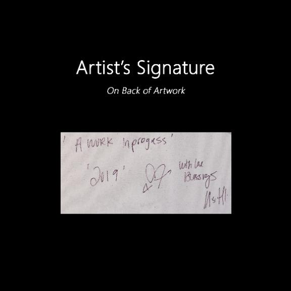 Ash Almonte: A Work In Progress