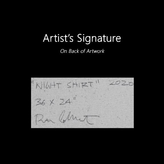 Peter Colbert: Nightshirt