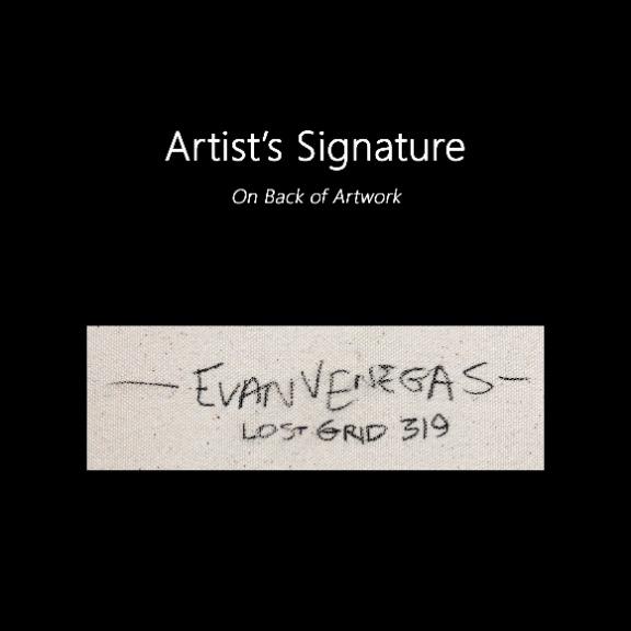 Evan Venegas: Lost Grid 319